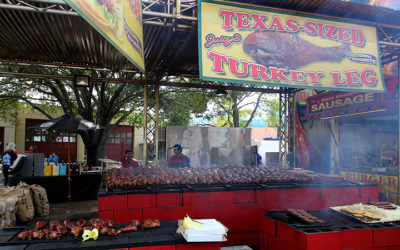 A Saturday at the State Fair of Texas